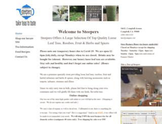 steepers.net screenshot
