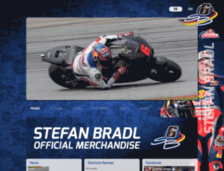 stefan-bradl.com screenshot