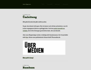 stefan-niggemeier.de screenshot