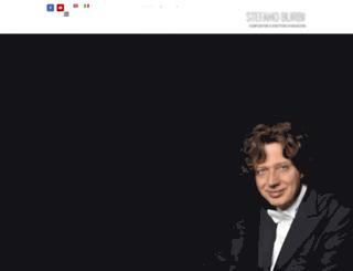 stefanoburbi.com screenshot