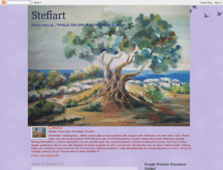 stefiart.blogspot.com screenshot