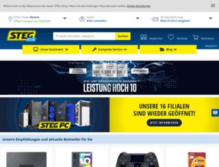 stegcomputer.ch screenshot