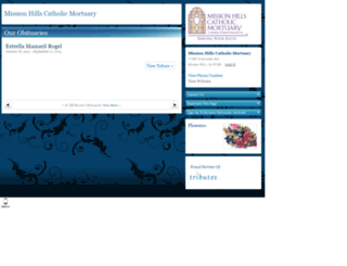 stei-23708.tributes.com screenshot