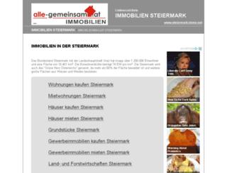 steiermark-immo.net screenshot