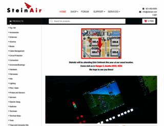steinair.com screenshot