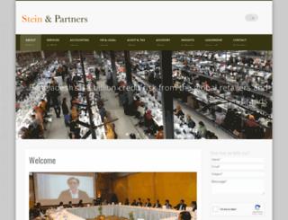 steinandpartners.com screenshot