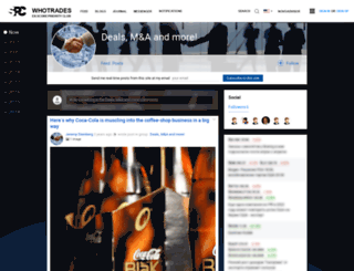 steinberg.whotrades.com screenshot