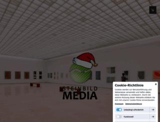 steinbild-media.de screenshot