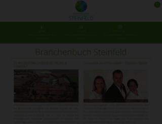 steinfeld-links.de screenshot