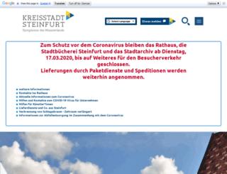 steinfurt.active-city.net screenshot