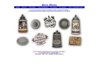 steinmarks.co.uk screenshot