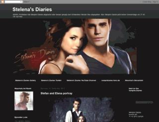 stelenasdiaries.blogspot.fr screenshot