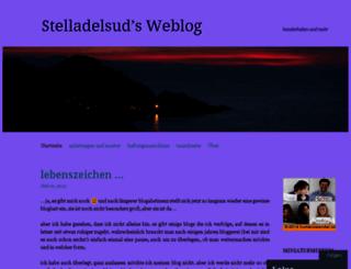 stelladelsud.wordpress.com screenshot