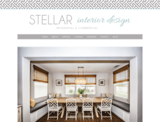 stellarinteriordesign.com screenshot