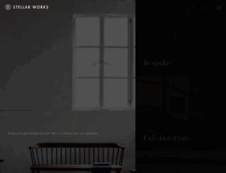 stellarworks.com screenshot