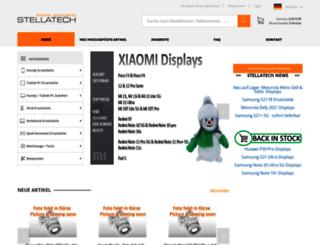 stellatech.com screenshot