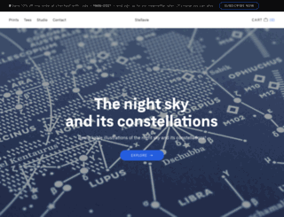 stellavie.com screenshot