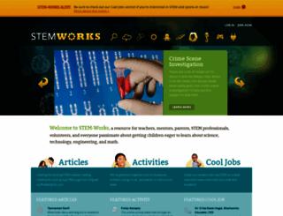 stem-works.com screenshot