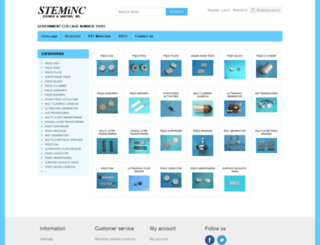 steminc.com screenshot
