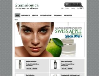 stemologica.com screenshot