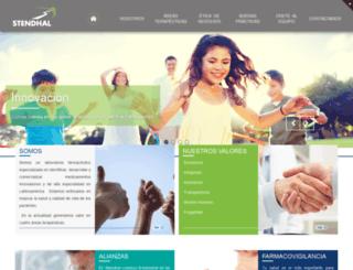 stendhal.com.mx screenshot