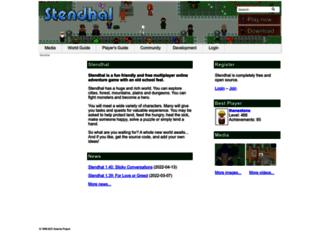 stendhalgame.org screenshot