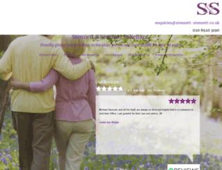 stennett-stennett.co.uk screenshot