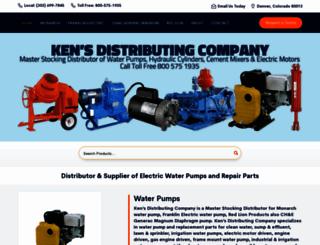 stenspartsdirect.com screenshot