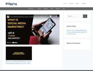 stepblogging.com screenshot