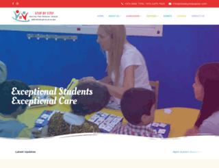 stepbystepqatar.com screenshot