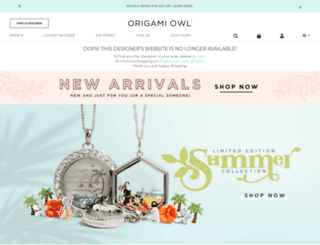 stephanieap.origamiowl.com screenshot