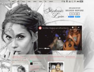 stephanielynn.com screenshot
