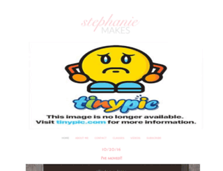stephaniemakes.blogspot.com.es screenshot