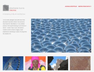 stephaniemburns.com screenshot