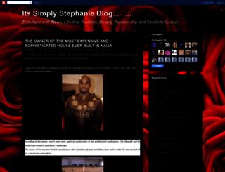stephanieoduenyi.blogspot.com screenshot