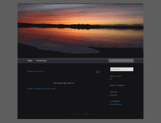 stephenwinter.myknet.org screenshot