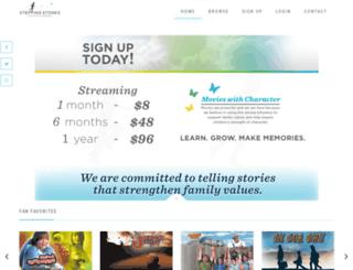 steppingstones.com screenshot