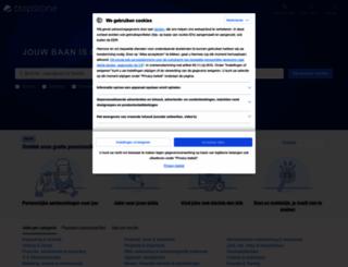 stepstone.nl screenshot