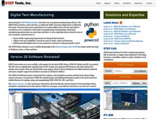steptools.com screenshot