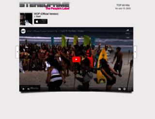 stereofame.com screenshot