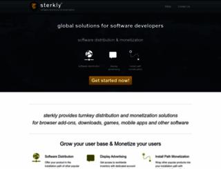 sterkly.com screenshot