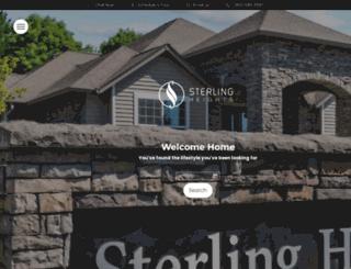 sterlingheightsapartments.prospectportal.com screenshot