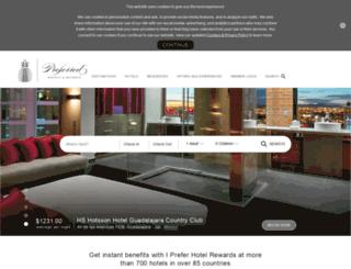 sterlinghotels.com screenshot