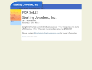 sterlingjewelersinc.com screenshot