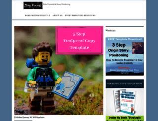 sterlingsherrell.com screenshot