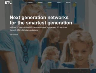 sterlitetechnologies.com screenshot