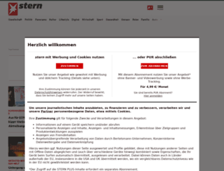 stern.de screenshot
