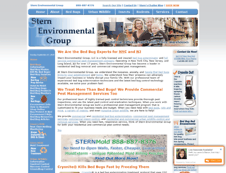 sternenvironmental.com screenshot