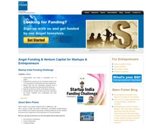 sternfisher.com screenshot