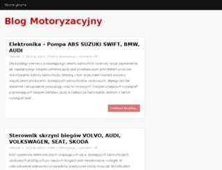 sterownik-silnika.pl screenshot